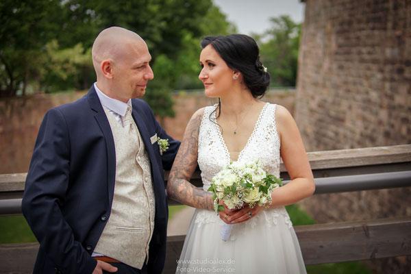 Russischer Hochzeitsfotograf Nürnberg