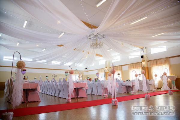 Hochzeitsfotos von Eventhalle Fürth