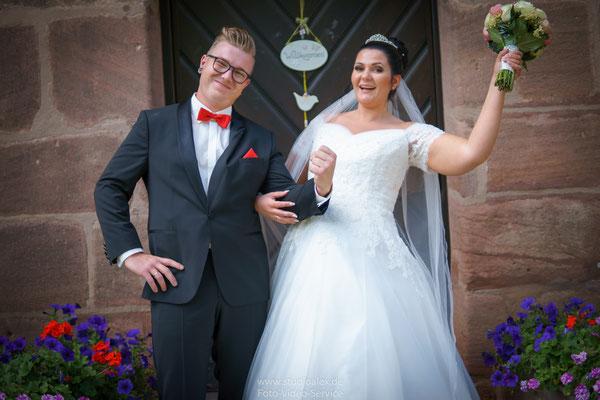 Hochzeit von Angelika & Marco aus Nürnberg