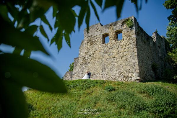 Schloss Hochzeitsfotograf Ingelfingen