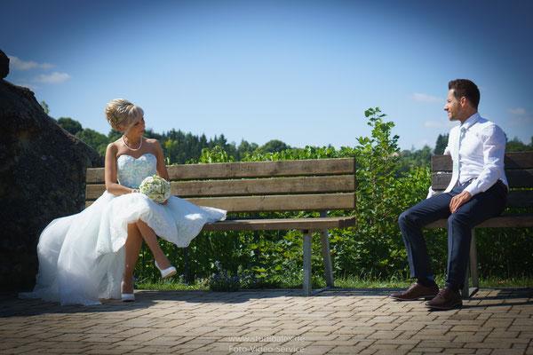 Lustige Hochzeitsfotos Laaber