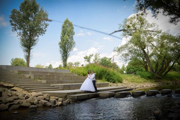 Coole  Ideen für Hochzeitsfotografie in Deggendorf