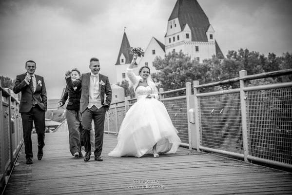 Lustige Hochzeitsbilder Ingolstadt