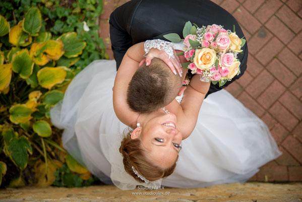 kreative Hochzeitsfotos Ingolstadt