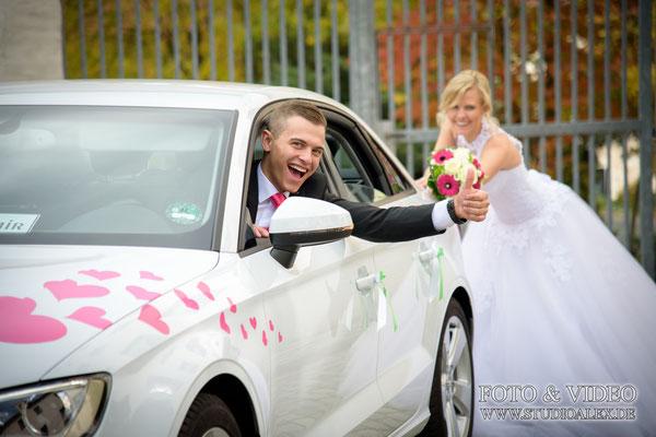 Hochzeitsfotograf in Straubing