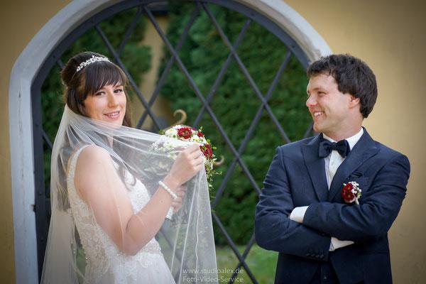 Ideen für Hochzeitsfotos in Schwarzenfeld und Umgebung