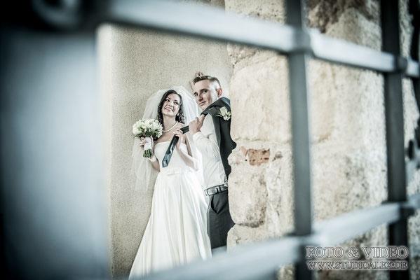 kreative Hochzeitsbilder im schloss Burg Wernberg Köblitz