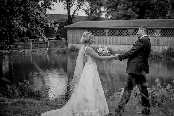 Ideen für Hochzeitsfotografie in Schorndorf gut Hötzing bei Cham Oberpfalz Bayern