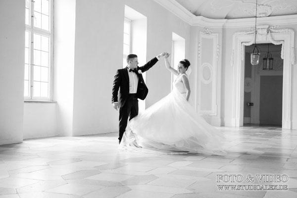 Hochzeitsphotos Ansbach