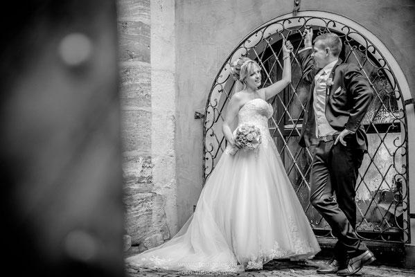 Kreative Hochzeitsfotografie Amberg