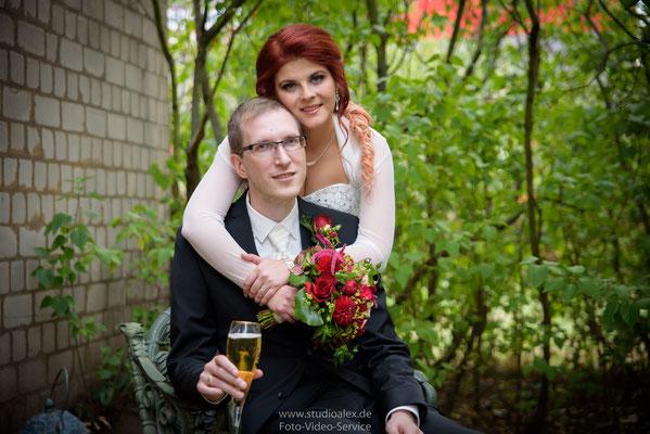 Schöne Hochzeitsfotos in Nürnberg