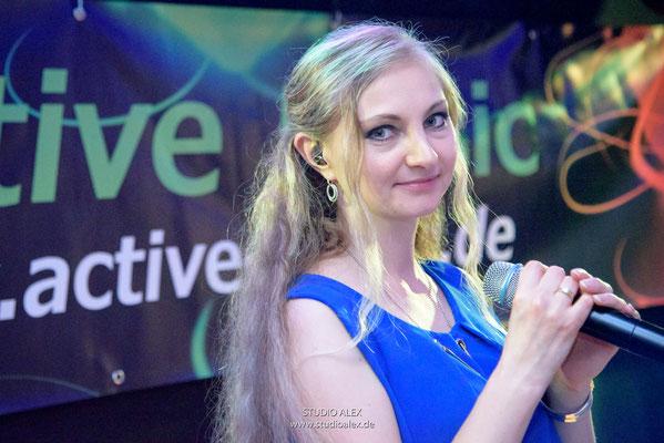 Sängerin Tatjana