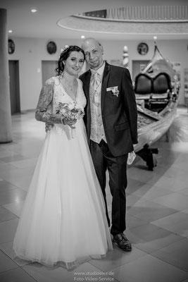 Hochzeitsfotos im Rathaus Standesamt Nürnberg