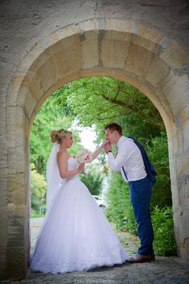 Außergewöhnliche Hochzeitsfotos Amberg