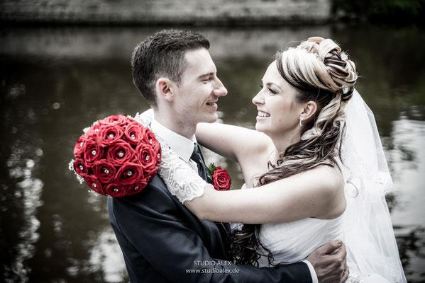 Hochzeitsfotografie aus Weiden in der Oberpfalz