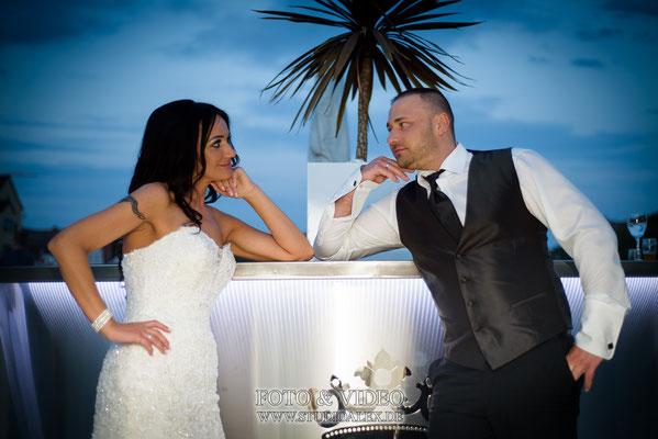 Hochzeit auf der Kristallprinzessin