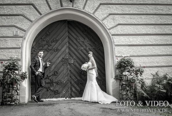 Heiraten auf Schloss Guteneck