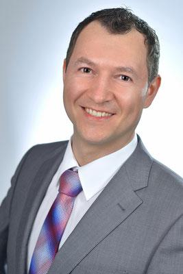 Bewerbungsfoto Oleg aus Nürnberg
