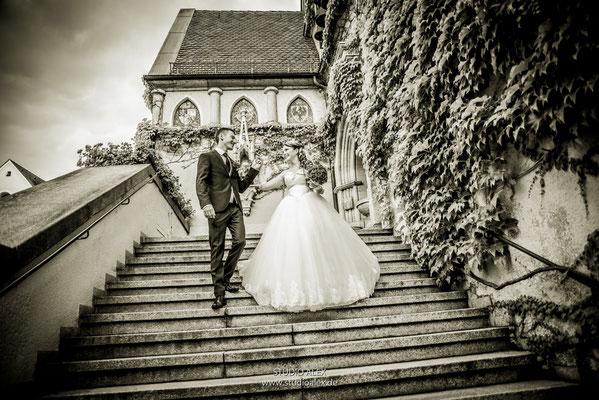Fotograf Hochzeit verheiratet in Weiden in der Oberpfalz
