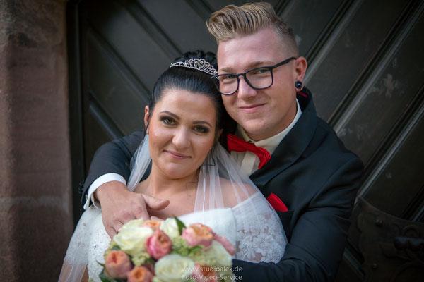 Hochzeit in Nürnberg
