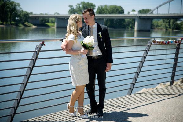 Hochzeitsfotografie Deggendorf