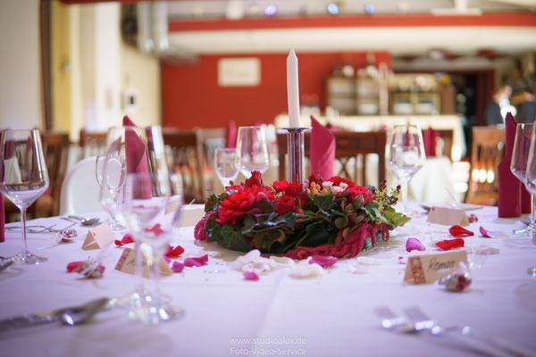 Hochzeitsfotos in Vineria Nürnberg
