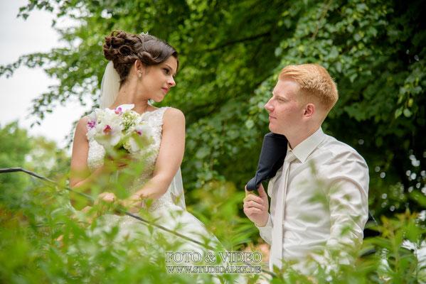 außergewöhnliche Hochzeitsfotos in Schweinfurt