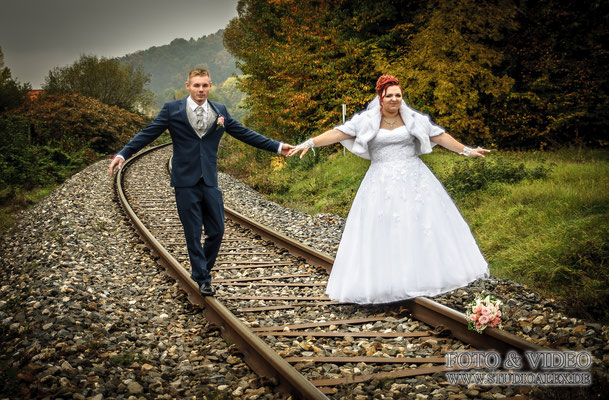 kreative Hochzeitsfotos Amberg