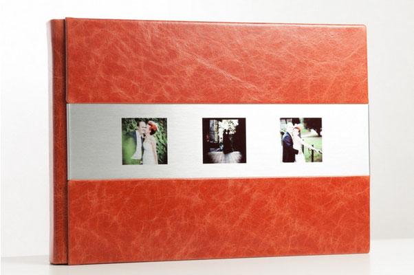 Fotobuch Hochzeit Design