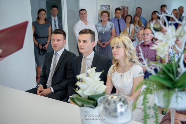 Hochzeitsfotografie in Straubing