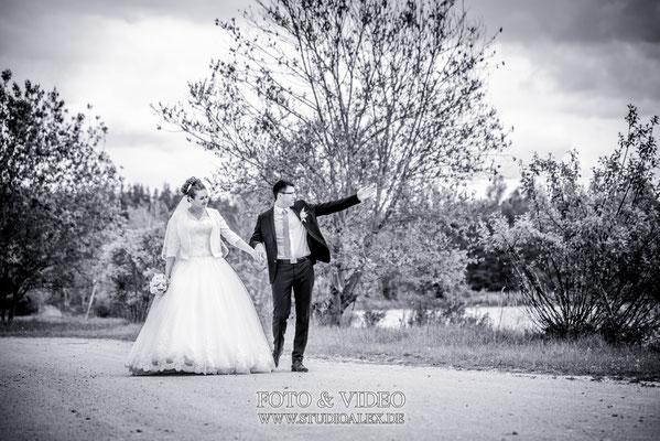 emotionale Hochzeitsfotos in Regensburg