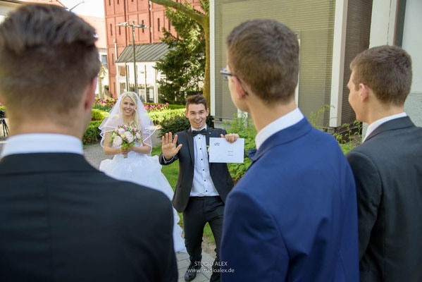 Hochzeitsideen Fotografie in Straubing