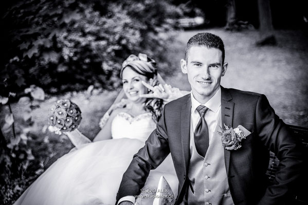 Hochzeitsalbum von Fotografen bestellen