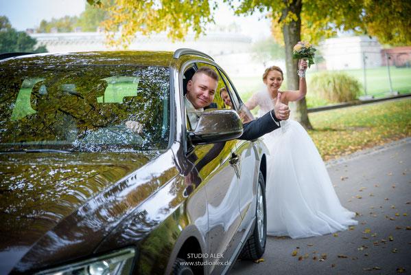 Hochzeitsfotos Ideen in Ingolstadt