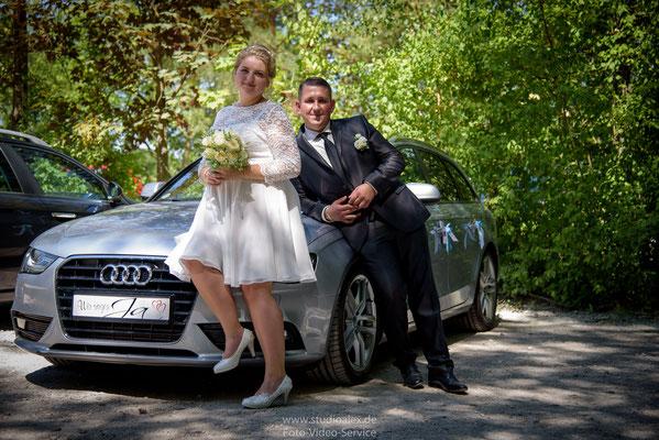 Hochzeitsfotograf für Hochzeit in Burglengenfeld