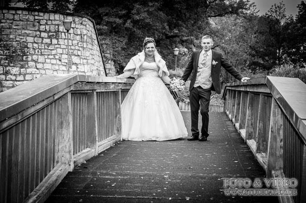 Ideen für Hochzeitsfotos im Herbst Amberg Oberpfalz