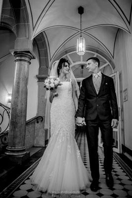 Emotionen der Hochzeit im Standesamt Fürth