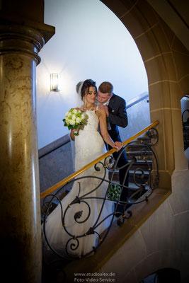 Hochzeitsfotografie Standesamt Fürth