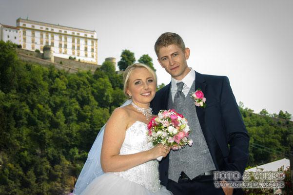 russischer Hochzeitsfotograf in Bayern