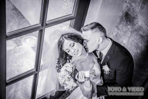 Studio Alex ist der Hochzeitsfotograf von Weiden in der Oberpfalz