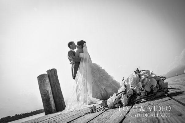 Hochzeitsfotos Bodensee