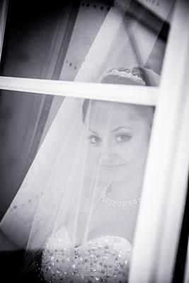 Hochzeitsfoto Braut Hepberg