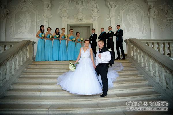Hochzeitsfotograf Ansbach
