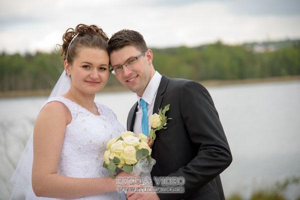 Hochzeit von Alex & Lena Wazenmiller