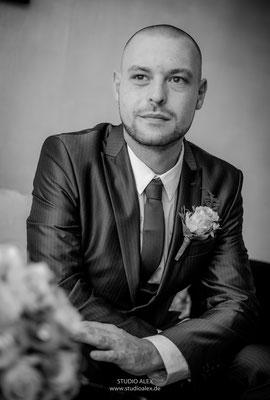 Hochzeitsfoto Brätigam Clemens