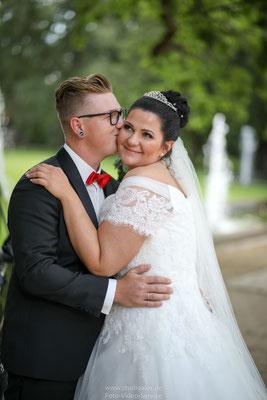 Hochzeitsfotografie & Hochzeitsfotos in Stadtpark Fürth