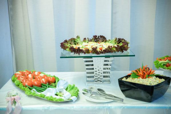 Bestes Essen für Hochzeit im Landgasthof Frauenberg Brunn