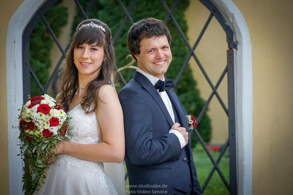 Hochzeitsfotografie in Schwarzenfeld