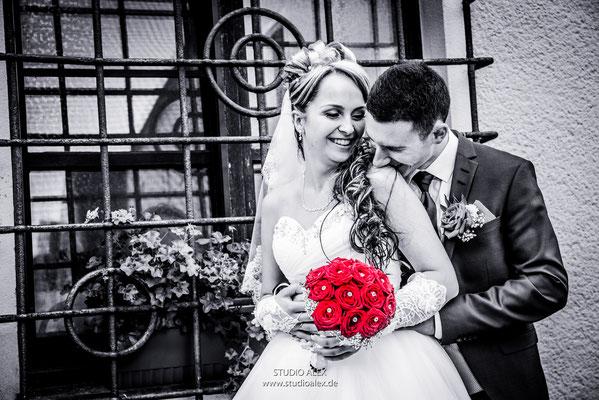 Traumhochzeit von Julia und Andrej aus Weiden in der Oberpfalz