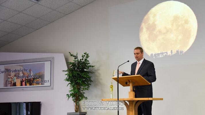 Königreichssaal der Zeugen Jehovas in Schweinfurt
